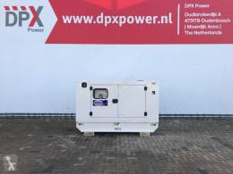 Építőipari munkagép FG Wilson P65-5 - 65 kVA Generator - DPX-16006 új áramfejlesztő
