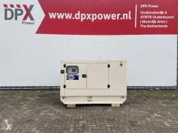 Építőipari munkagép FG Wilson P88-3 - 88 kVA Generator - DPX-16007 új áramfejlesztő