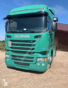 Matériel de chantier Scania R R410 Highline Streamline ADR ciągnik siodłowy autres matériels occasion
