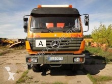 Matériel de chantier Mercedes 2524 WUKO(asenizacyjny, gully emptier) autres matériels occasion