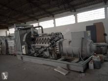Groupe électrogène Wilson FG Wilson 1140 kW 1400 kVA agregat prądotwórczy