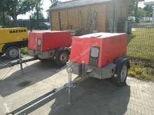 Material de obra Kaeser M20 compresor usado