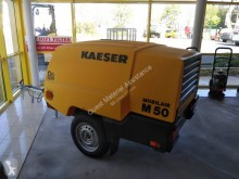 Used compressor construction Kaeser M50PE