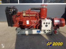 Fiat iveco AVK construction used generator