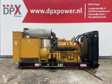 Caterpillar 650F - 3412 - 650 kVA Generator - DPX-12308 construction used generator