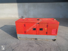 Atlas Copco QAS18 construction used generator