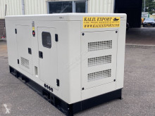 Ricardo 100 KVA Silent Generator 3 Phase 50HZ New Unused construction new generator