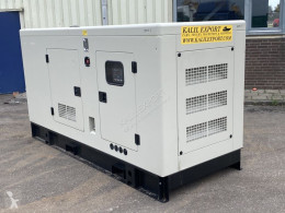 Ricardo 200 KVA Silent Generator 3 Phase 50HZ New Unused construction new generator