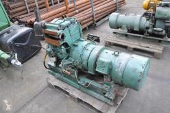 Entreprenørmaskiner MWM 2 cilinder diesel motorgenerator brugt
