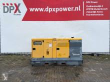 Material de obra grupo electrógeno Atlas Copco QAS60 - Perkins - 60 kVA Generator - DPX-12253