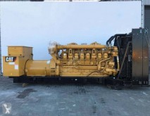 Caterpillar 3516B construction used generator