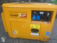 LOAD UP 5,5 KVA neuf new generator