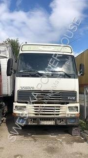Matériel de chantier Volvo VOLVO FH12 420, FH12 380 ciągnik siodłowy autres matériels occasion