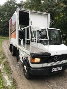 Mercedes 711 Airport Catering Service Truck construction used other
