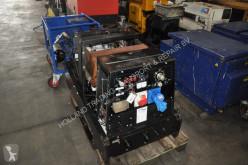 Material de obra grupo electrógeno Ruggerini generator