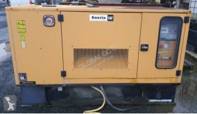 Caterpillar GEPX 65-5 60 kVA construction used generator