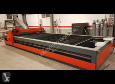 MicroStep 6000x2000 Plasma cnc machine construction used other