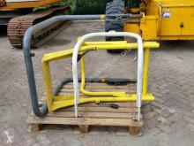 Diversen rolbeugels voor minigravers used road construction equipment