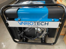 Áramfejlesztő építőipari munkagép VarioTech VT-QL3500ig