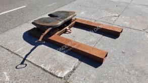 Heftruckonderdeel vorken Rangeerschotel op heftruckvorken