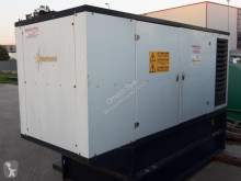 MarelliGenerators MJB250MA4 construction used generator