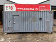 Cummins generator construction QSK45-G4 - 1250 kVA (incomplete) - DPX-12207