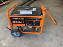 Generac GP2600 construction used generator