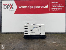 Material de obra SDMO R33C3 - Mitsubishi - 33 kVA Generator - DPX-12304 grupo electrógeno usado