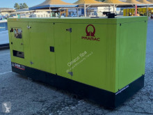 Pramac GSW170 construction used generator