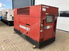 Entreprenørmaskiner Lamborghini Mammoet 100 kVA Silent generatorset motorgenerator brugt