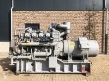 8QTCWM AvK 400 kVA generatorset ex emergency ! grupo electrógeno usado
