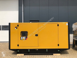 Material de obra Caterpillar C7.1 150 kVA Supersilent generatorset grupo electrógeno nuevo