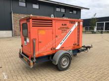 Iveco 8041 Leroy Somer 40 kVA Supersilent mobiele generatorset generatorenhet begagnad