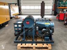Material de obra Deutz F4L 913 Stamford 40 kVA generatorset grupo electrógeno usado