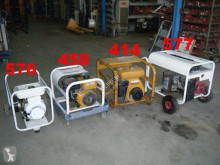 Honda construction used generator
