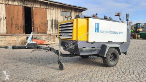 Atlas Copco XAHS 186 DD construction used compressor