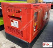 Material de obra Himoinsa HFW60 generador usado