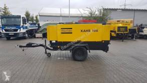 Atlas Copco XAHS 186 kompressor brugt