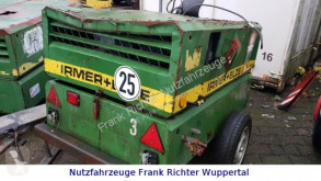Stavební vybavení Matériel Irmer + Elze Baukompressor, 3 Zylinder