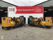 Material de obra Caterpillar C32 - 1.100 kVA - Generator - DPX-18034 grupo electrógeno nuevo