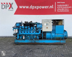 MTU 12V4000 - 1500 kVA (non-runner) - DPX-12334 construction used generator