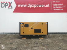 Material de obra grupo electrógeno Caterpillar DE110E2 - 110 kVA Generator - DPX-18014
