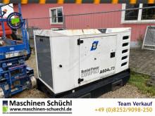 SDMO áramfejlesztő építőipari munkagép Stromaggregat R33 30KvA Für Bastler