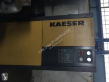 Material de obra Kaeser DSD 241 + Kaeser TD 245 CE + Komnino KP-6000 – komplet kompresor + osuszacz compresor usado