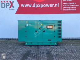 Cummins generator construction C150 D5 - 150 kVA Generator - DPX-18510