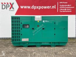 Material de obra grupo electrógeno Cummins C330 D5 - 330 kVA Generator - DPX-18516