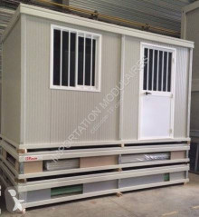 Pagin Baucontainer ECO 4.1m
