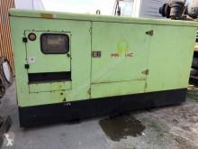 Entreprenørmaskiner Pramac GSW110 motorgenerator brugt