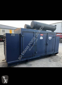 Detroit Diesel HC544C construction used generator