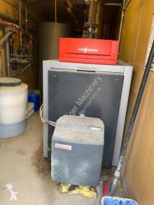 Material de obra Matériel Viessmann Heizung / heating system - Vitoplex 200